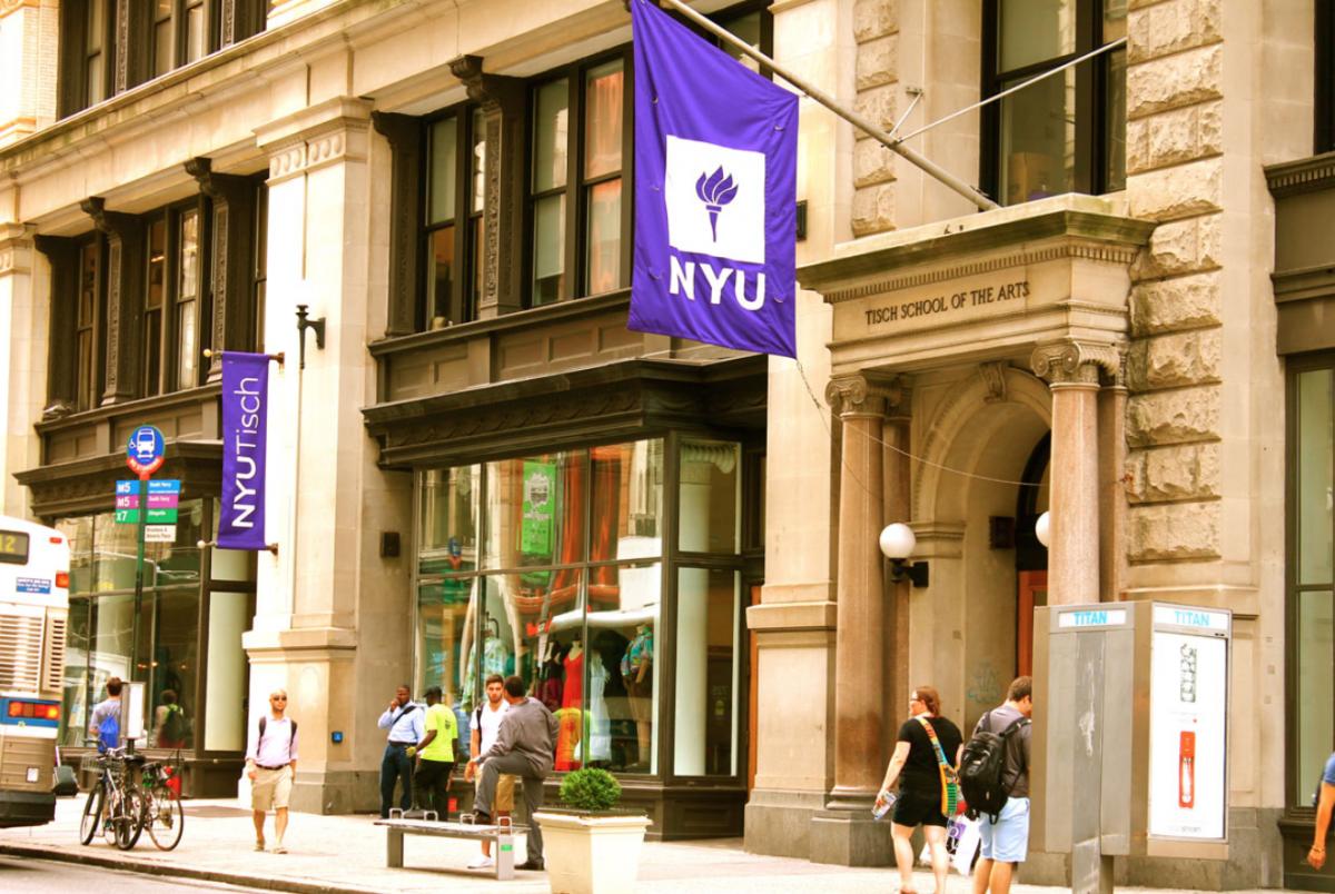 Top 10 Dorms at NYU