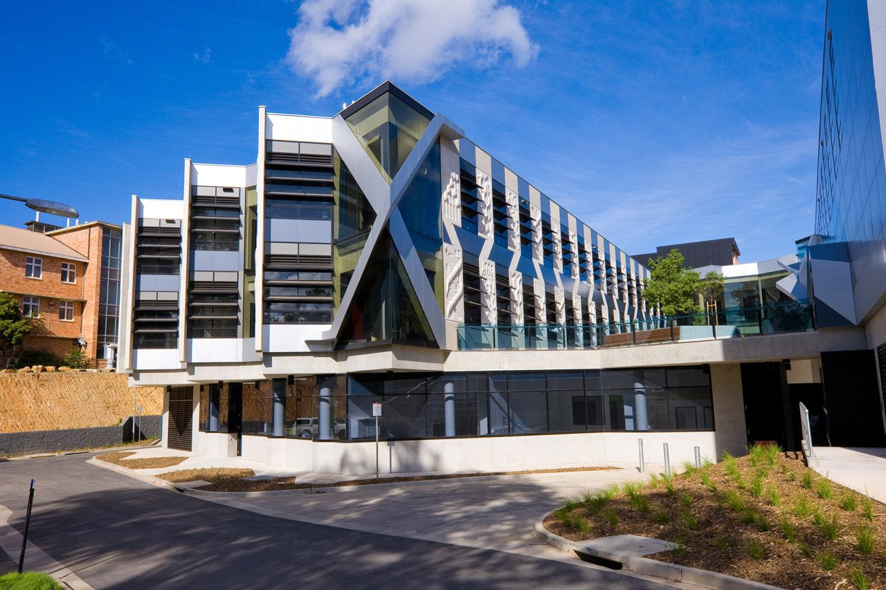 8 Australian National University Buildings You Need to Know