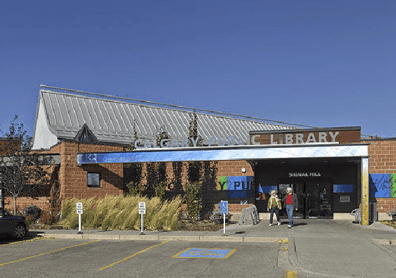 Signal Hill Library - Public