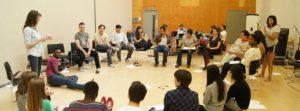 workshop team circles