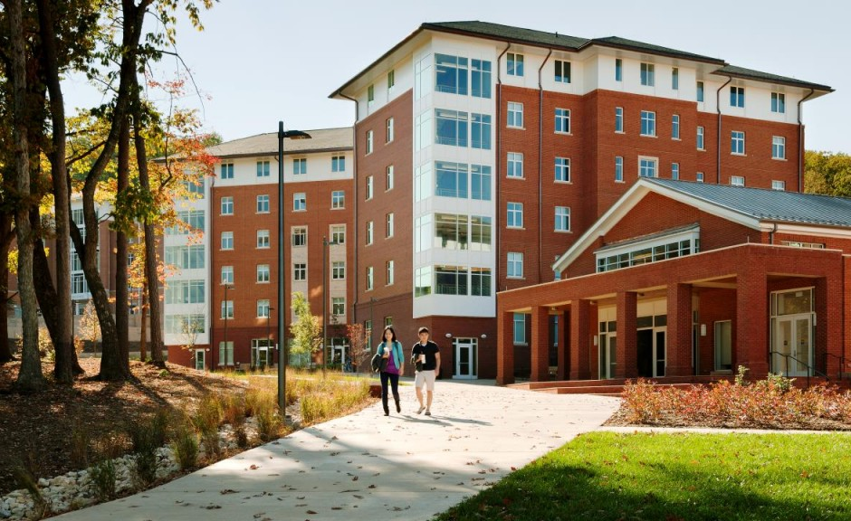 Top 10 Dorms at the University of Virginia
