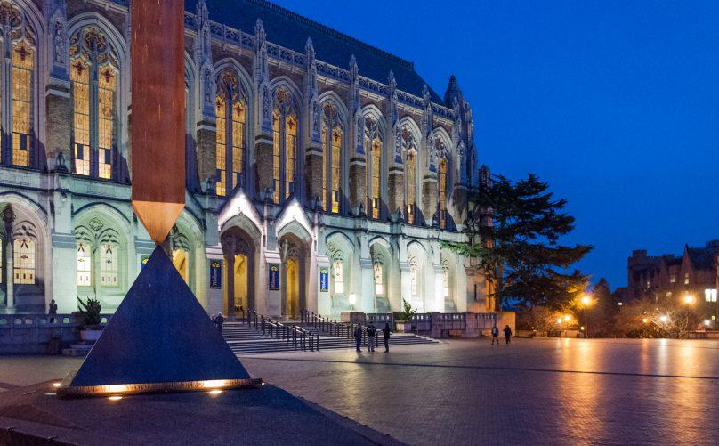 Top 10 Professors at the University of Washington