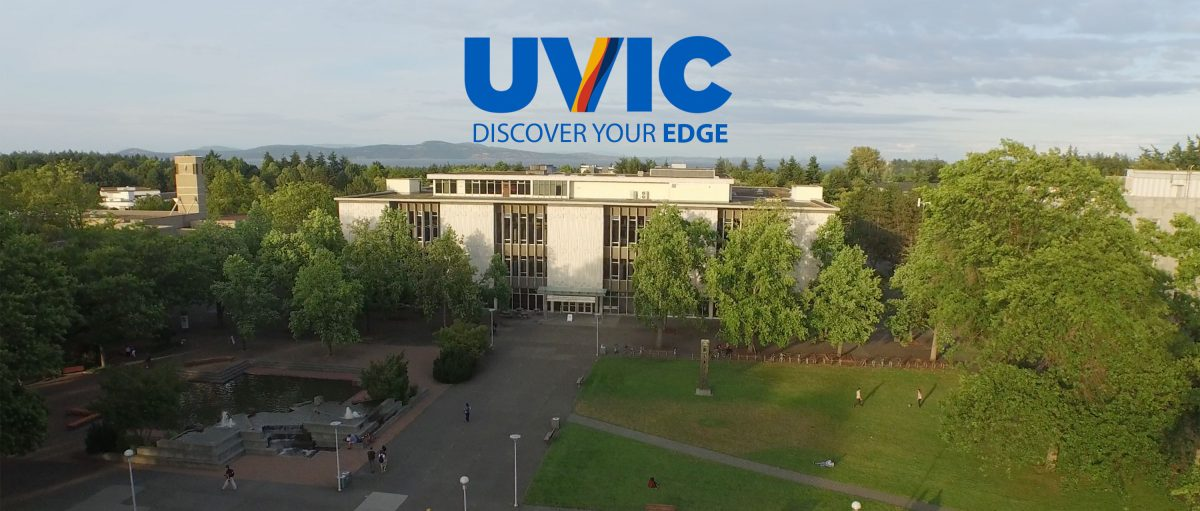 University of Victoria banner picture