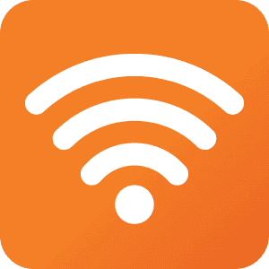 The wifi sign