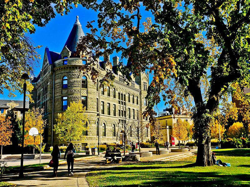 Top 10 Buildings at University of Winnipeg