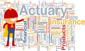 actuary and what it goes with