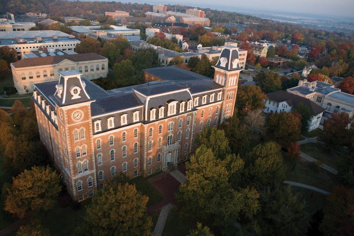 Top 10 Clubs at University of Arkansas