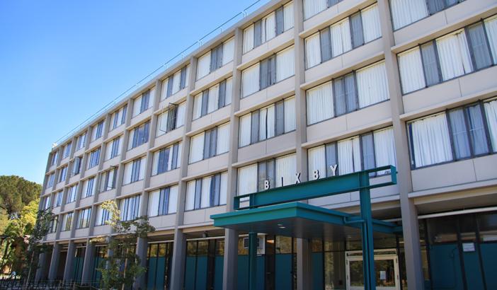bixby hall exterior