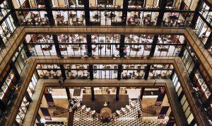 Elmer Holmes Bobst Library