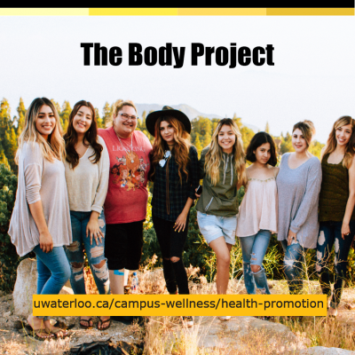 The Body Project - a female empowerment event