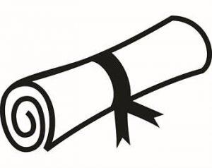 Diploma Clip Art