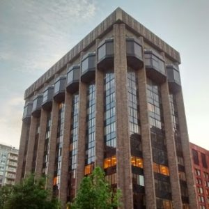 Courant Institute of Mathematical Sciences Library