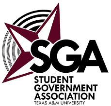 logo for student government association