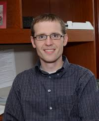 This image shows Professor Phillips in his office.
