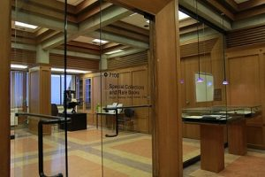 Special Collections at the W.A.C. Bennett Library