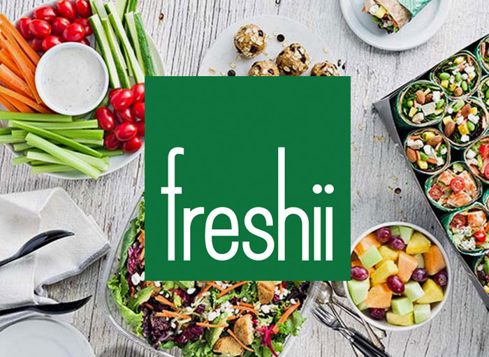 Freshii foods poster