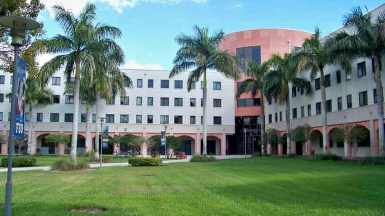 Everglades Hall at Florida International University