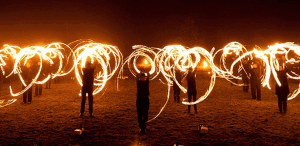 An image of flow fire arts.