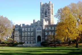Top 10 Professors at Fordham University