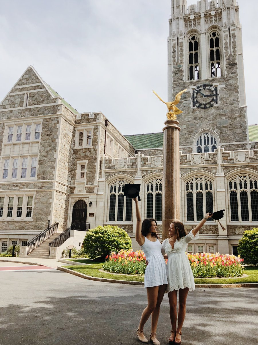 Gasson Hall is everywhere on social media.