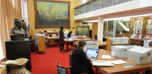 Howard Gotlieb Archival Research Center