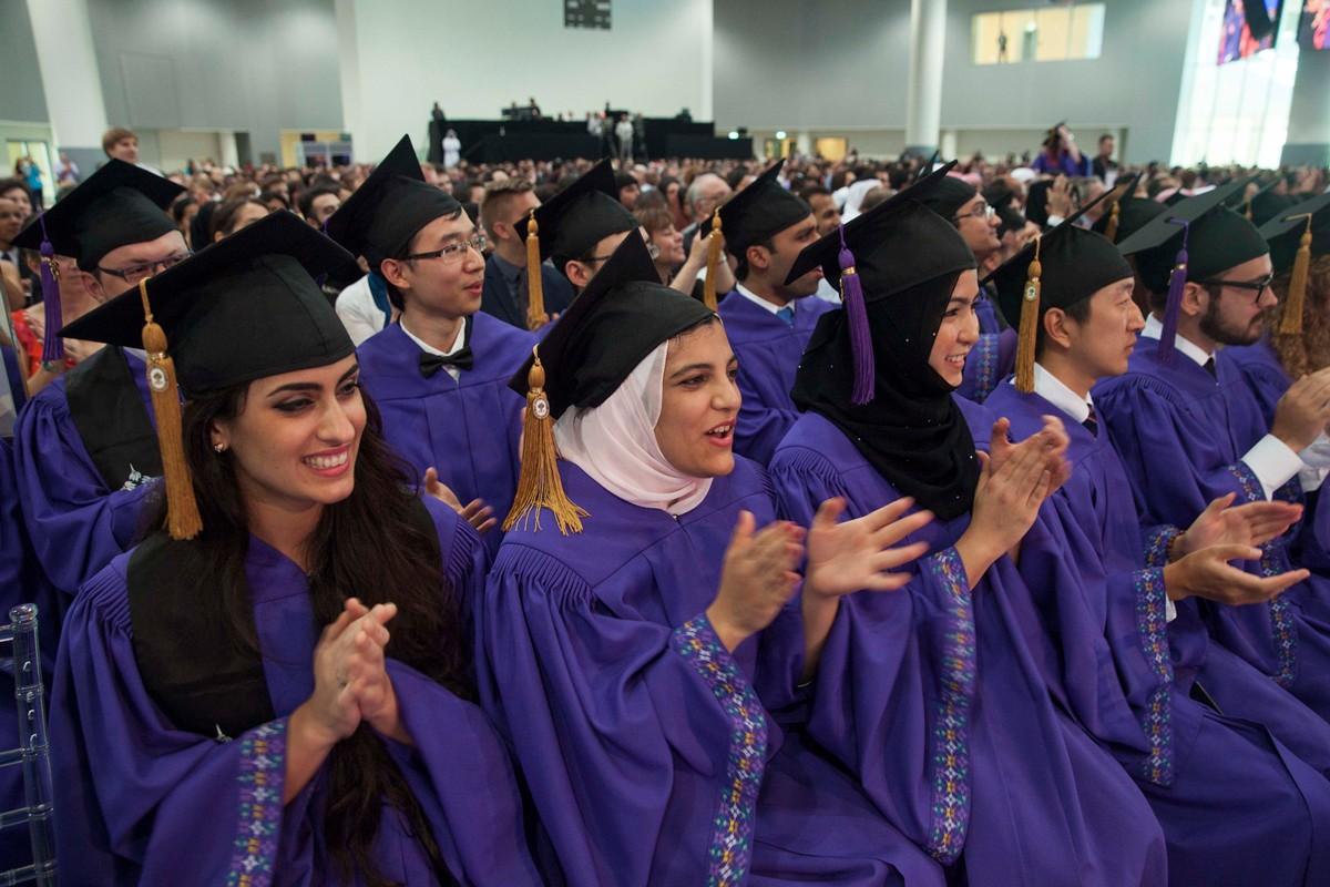NYUAD's First Graduating Class Looks Back - NYU Abu Dhabi