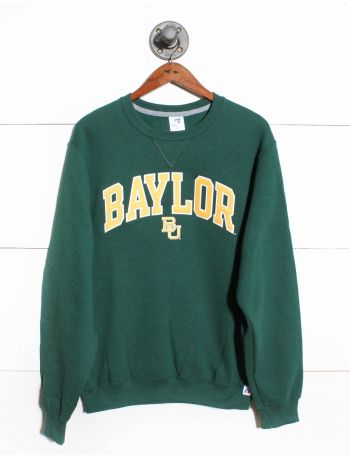 A Baylor-branded sweater