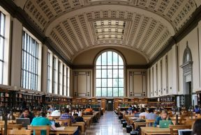 Top 10 Library Resources at UC Berkeley