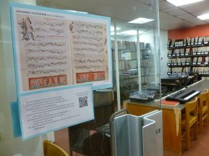 Music Library at Boston University