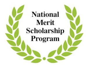 An image of the National Merit Scholar symbol.