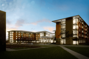 Top 10 Dorms at Old Dominion University