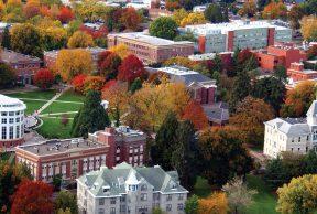 Top 10 Residence Halls at OSU