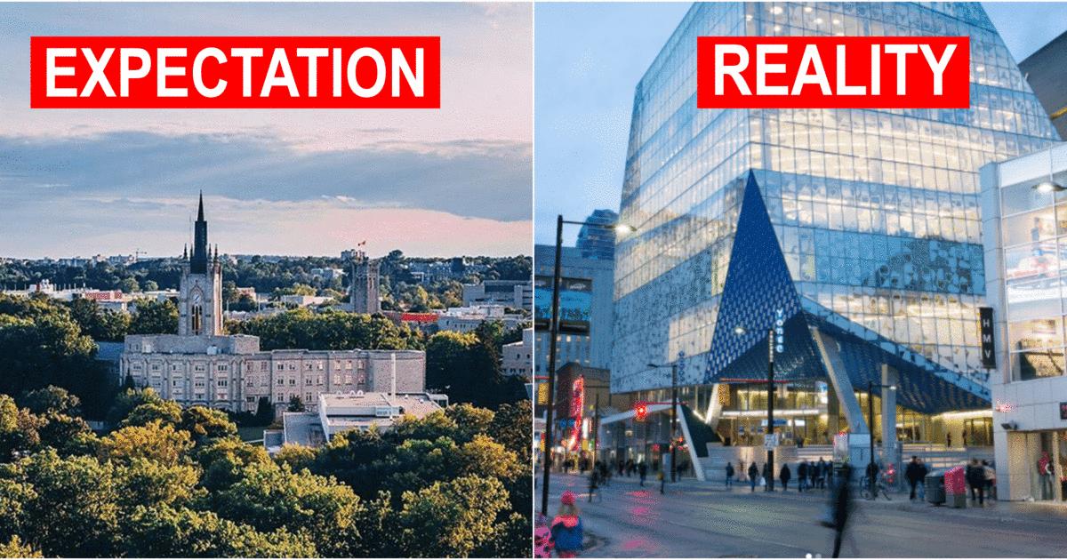 Top 3 Residences at Ryerson University