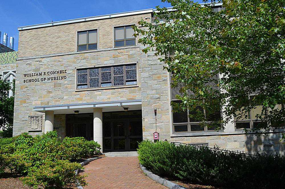 Boston College Connel School of Nursing was founded in 1947.