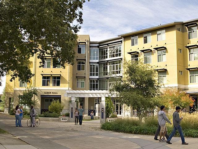 UC Davis alder hall