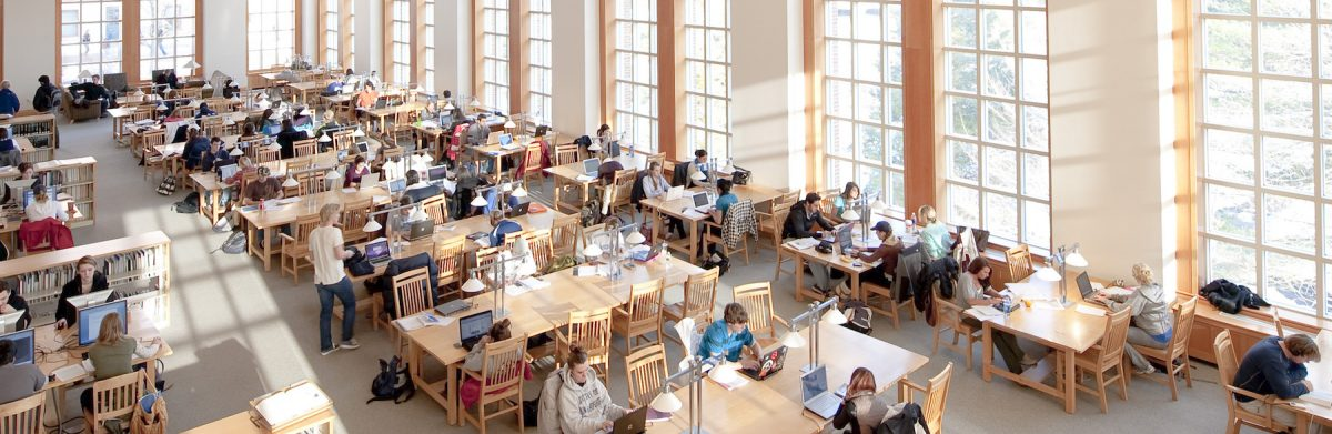 10 UNH Library Resources You Need To Know About
