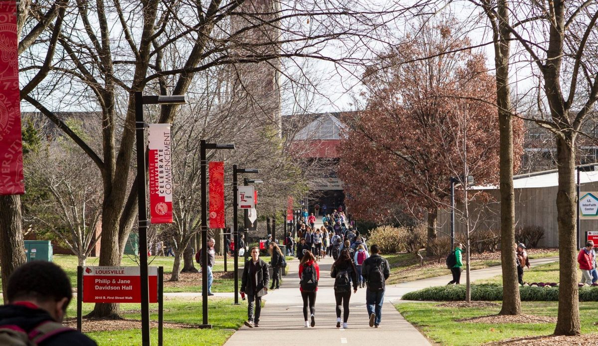 Top 10 Dorms at the University of Louisville