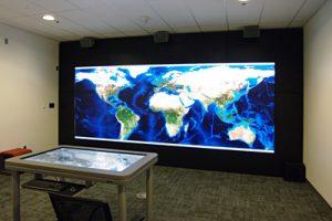Visualization Wall
