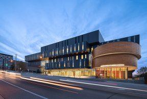 Top 10 Buildings at Wilfrid Laurier University