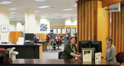 Research Help Desk at UVic