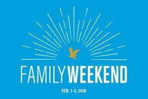 Family Weekend Logo