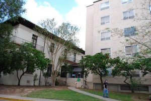 Acadian Hall is one of the most popular residence halls on LSU's campus.