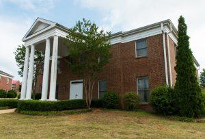 Leadership House at JSU