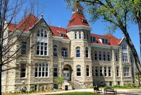 Top 10 Dorms at Carroll University