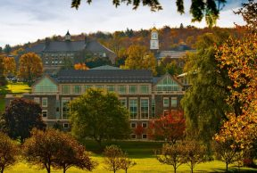 Top 10 Dorms at Colgate