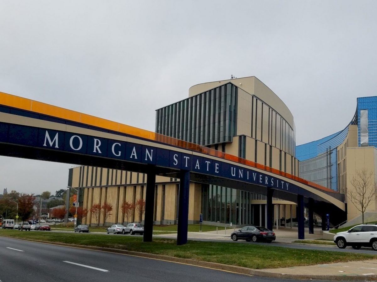 Top 10 Residences at Morgan State University