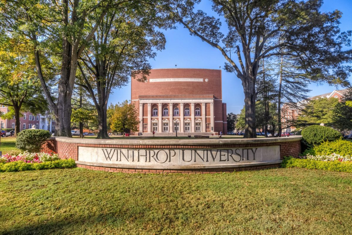 Top 10 Residences at Winthrop University