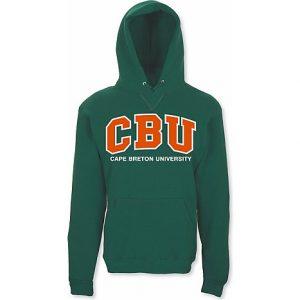Cape Breton University hoodie
