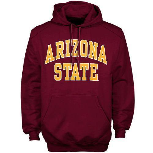 Arizona State branded hoodie