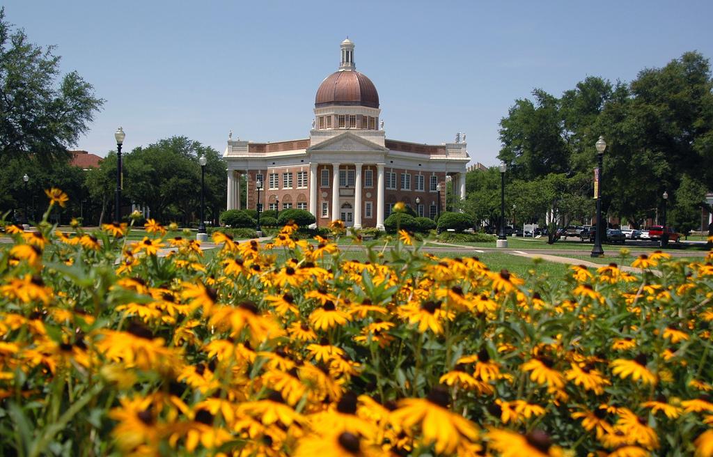 Top 8 Residence Halls at USM